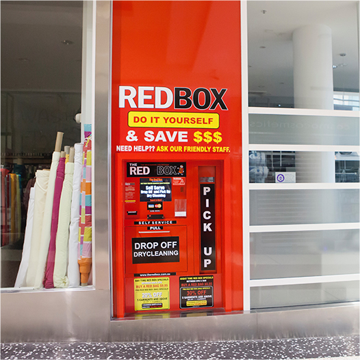 Red Box Service 1